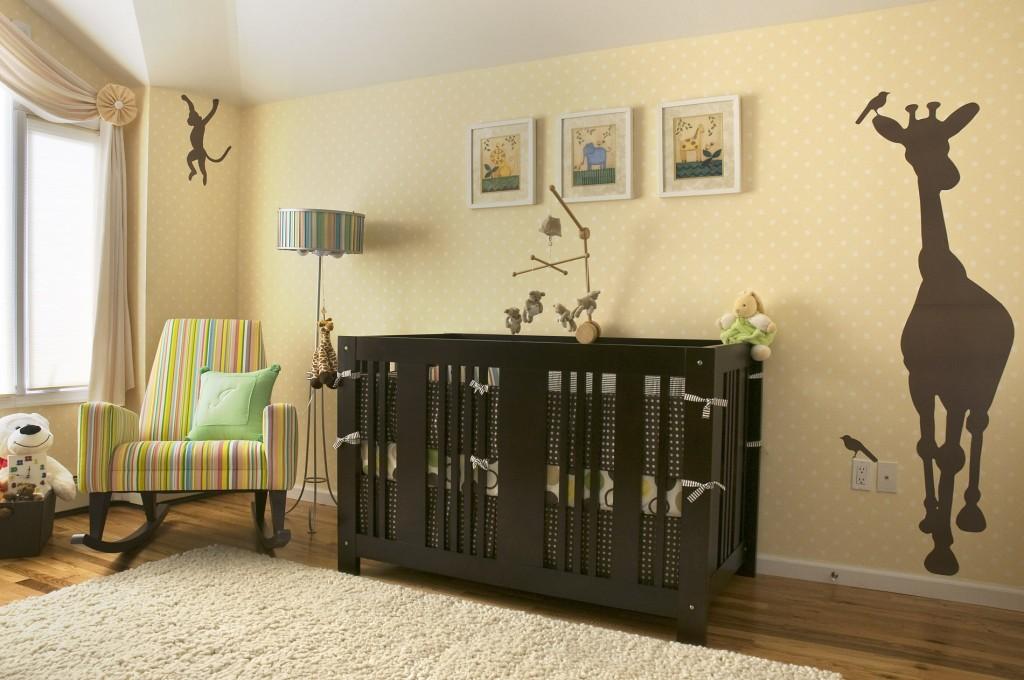 интериор на детса стая