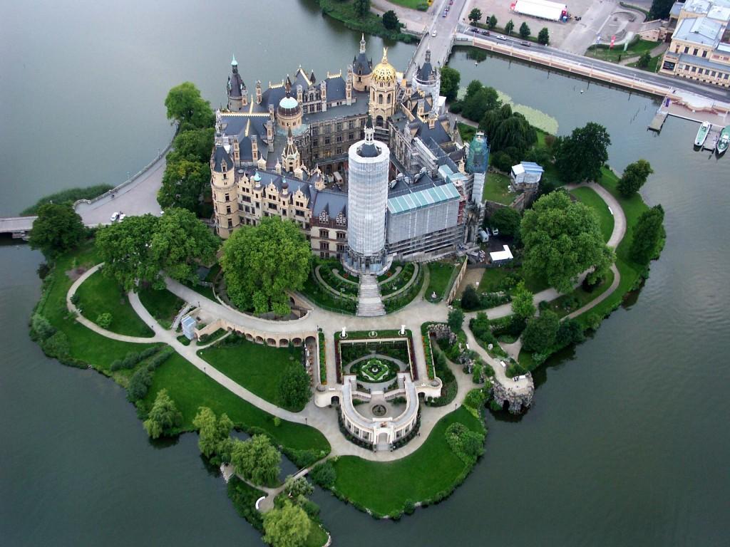 замъци в Германия