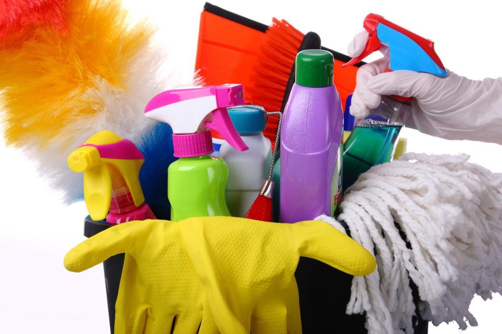 Как да изберем най-добрите продукти за почистване