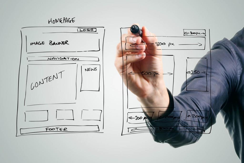Доверете се на уеб дизайнът